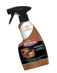 weiman leather cleaner and conditioner uv protection help prevent ing or