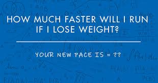 Ideal Running Weight Calculator