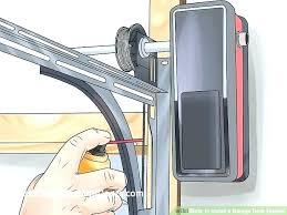 how to adjust garage door cables adjust garage door opener beautiful how to adjust garage door cables how to adjust garage door repair garage door cable uk