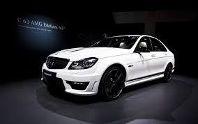C63 Edition 507 and other Benz's in Geneva - MBWorld.org Forums