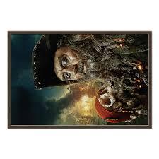 <b>Холст 60x90</b> Blackbeard - Edward Teach #2331080 от balden