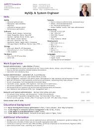 Resume Or Cv cv in resume Jcmanagementco 1