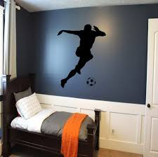 Elegant Soccer Bedroom Decor