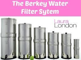 berkey water filter. Water Filter Berkey Berkey Water Filter