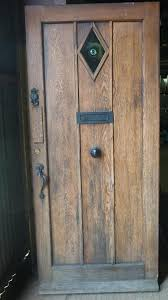 old wood entry doors for sale. craftsman style doors for sale | 1930 s english oak front door and frame old wood entry