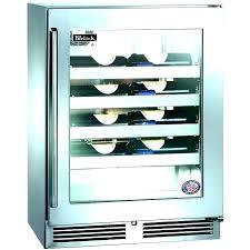 deep wine refrigerator shallow depth signature series outdoor beverage center cooler fridge uk