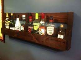 pallet liquor rack. Creative Pallet Liquor Shelf House Projects Pinterest For Portable Wine Rack