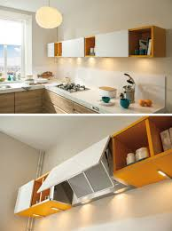 Range Hood Kitchen Kitchen Design Idea Hide The Range Hood Contemporist