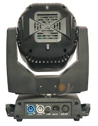 Blizzard Lighting Flurry 5 7x15w Osram Led Zoom Moving Head Light Rgbw 4in1 Bee Eye Moving Stage Lighting