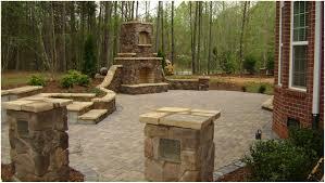 full image for appealing big fieldstone backyard fireplace 28 outdoor plans free