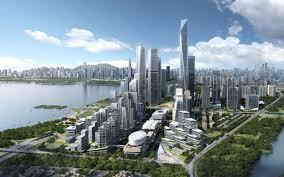 深圳湾超级总部基地城市设计优化国际咨询中标方案/立方设计| 特来设计