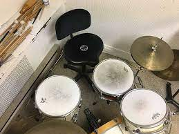 to practice drums without a drum set