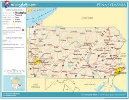 Geography Of Pennsylvania Wikipedia