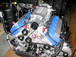 FORD GT GT40 SUPERCAR NEW CRATE ENGINE 5.4 DOHC 05-06 SUPERCHARGED SVT