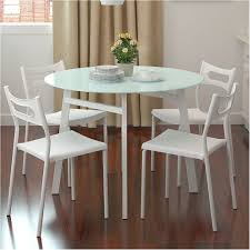 small round dining table set regarding superb track circular black tables ideas 13