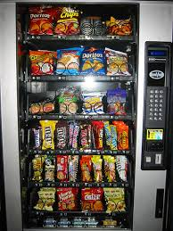 Chocolate Vending Machines