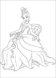 Kleurplaten De Prinses En De Kikker Nvnpr