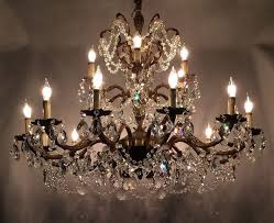 endearing antique chandelier for 15 awesome old chandeliers brass value iron and crystal with 9 light