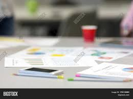 Issue Professional Color Chart Solving Business Issue Image Photo Free Trial Bigstock