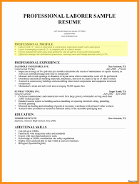 Resume Profile Examples For Students Tomyumtumweb Com