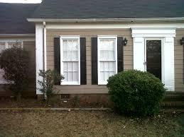 Diy Exterior Window Shutters Diy Exterior Window Shutters To Do Pinterest House Colors