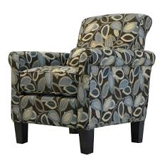 Small Upholstered Armchair handy living 340c-ptl52-033 hailey transitional  rolled arm chair nnfdgdr