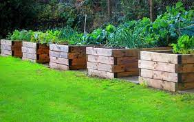 how to build a raised garden bed with
