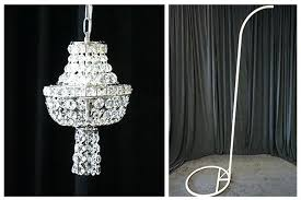 small french empire chandelier fantastic antique basket