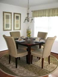 area rug under kitchen table round area rug kitchen table