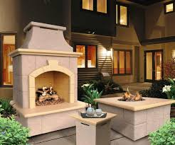 propane outdoor fireplace kits amazing outdoor propane fireplace kits