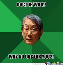 Doctor Who Memes. Best Collection of Funny Doctor Who Pictures via Relatably.com