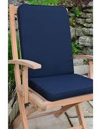 black seat pad back chair cushions