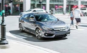 2016 honda civic sedan 1 5l turbo test review car and driver 2016 honda civic 1 5l turbo sedan