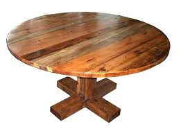 round wooden dining table top wood rustic tables with bench seats