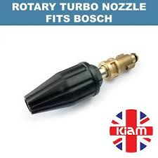 Details About Rotary Turbo Nozzle Dirtblaster For Bosch Pressure Washer 2200 Psi