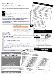 job adverts advertising home page resource thumbnail