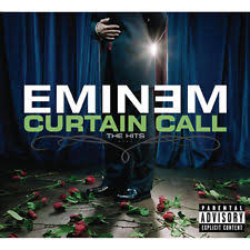 eminem curtain call the hits double lp vinyl sealed delivered by courier