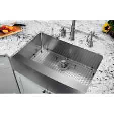 Kitchen Sink Soleil 35875 X 2075 Single Bowl Farmhouse Apron Kitchen Sink