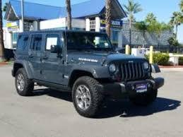 2018 jeep wrangler unlimited rubicon in los angeles california 90504