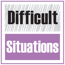 managing difficult situations behaviour changing market managing difficult situations