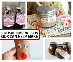 25 Homemade Christmas Gifts Kids Can Make  CrystalandCompcomHomemade Christmas Gifts That Kids Can Make