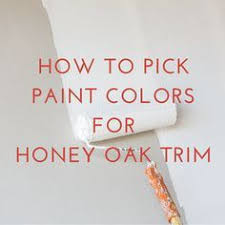 paint colors that go with oak trimPaint Colors That Go With Oak Wood Trim  Wall Color  Pinterest