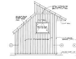 free garden storage shed plans