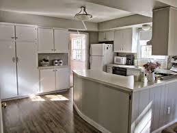 elegant cabinets lighting kitchen. Elegant Revere Pewter Kitchen Cabinets For Quartz Countertops Lighting