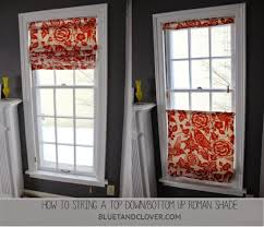 top down shades. How To String Top Down/Bottom Up Roman Shade Down Shades S