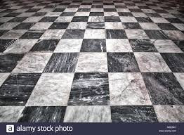 black marble texture tile. Aged Squared Tiled White And Black Marble Texture Floor Background Tile