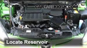 interior fuse box location 2011 2014 mazda 2 2012 mazda 2 add windshield washer fluid mazda 2 2011 2014