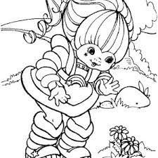 Small Picture Twink Kiss Rainbow Brite Coloring Page Twink Kiss Rainbow Brite