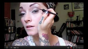 vine pinup makeup how to tutorial by cherry dollface part 1