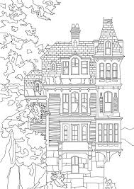 Small Picture 750 best Adult ColouringBuildingsHouses CityscapesLandmarks